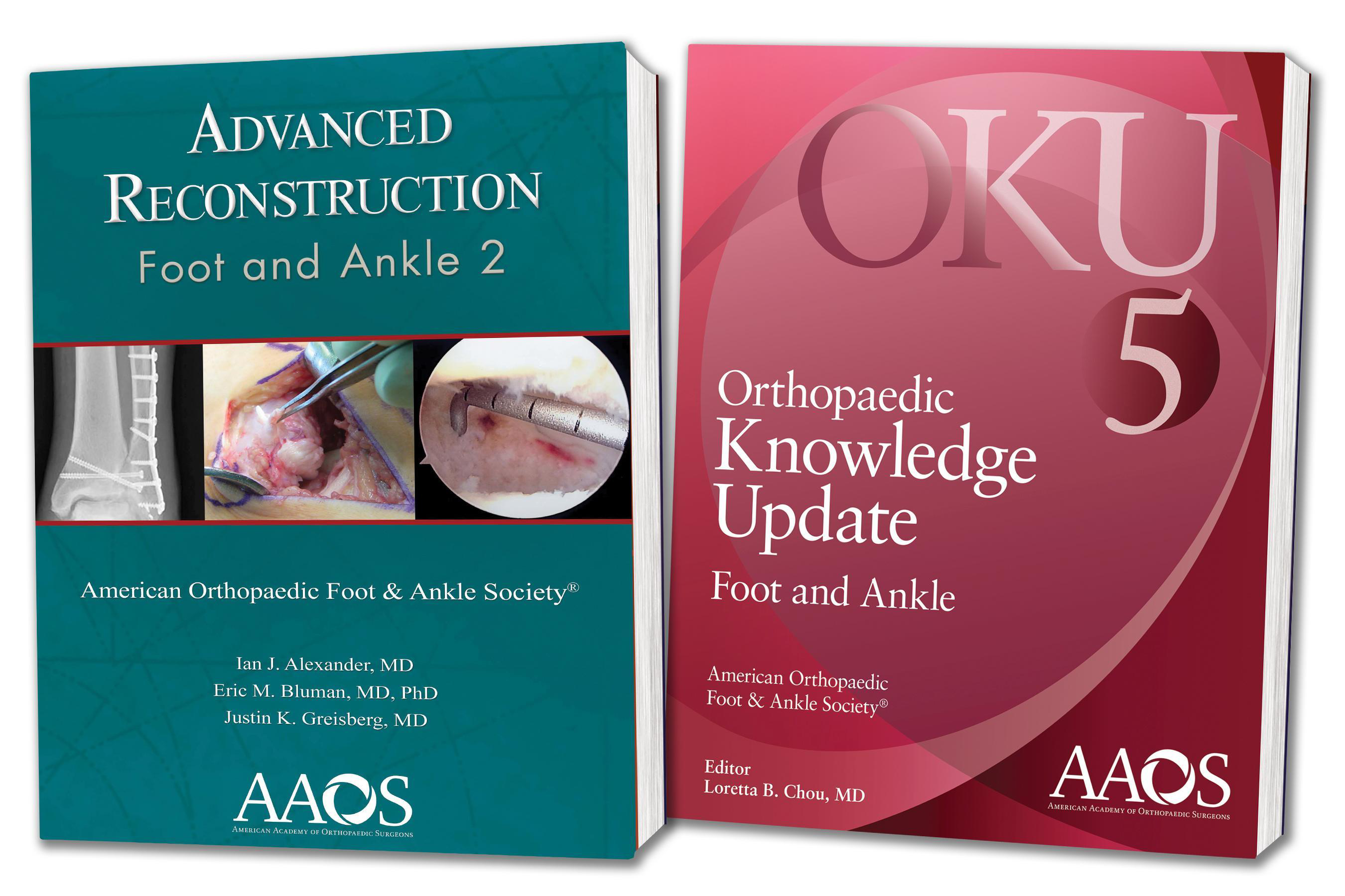 Foot and ankle surgery ebook array oku foot u0026 ankle 5 ebook advanced reconstruction foot u0026 ankle 2 rh aaos fandeluxe Choice Image